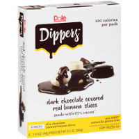 Print a coupon for $1 off a box of Dole Dippers