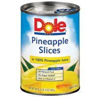 Print a coupon for $0.75 off two 20oz. cans of Dole Pineapple