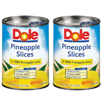 Print a coupon for $0.75 off two 15 or 20 oz. cans of Dole Fruits
