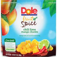 Print a coupon for $2 off one package of Dole Fruit N' Spice