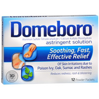 Save $5 on any Domeboro Rash Relief product