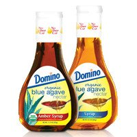 Print a coupon for $1 off one bottle of Domino Organic Blue Agave Nectar Syrup or Amber Syrup