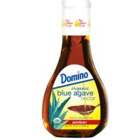 Save $0.75 on one bottle of Domino Organic Blue Agave Nectar