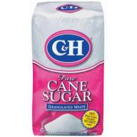 Print a coupon for $1 off two C+H Sugar products (2 pounds or larger)