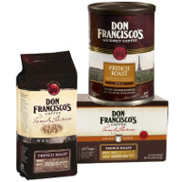 Print a coupon for $1 off any Don Francisco's Coffee product