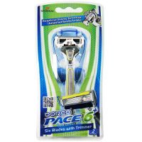 Get $2.99 off the Dorco Pace 6 Razor for Men, plus free shipping