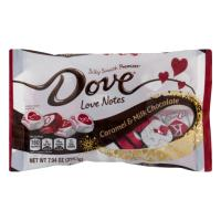 Dove Chocolate coupon - Click here to redeem