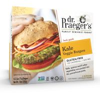 Print a coupon for $1 off any Dr. Praeger's Purely Sensible Food product