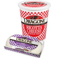 Print a coupon for $0.50 off any Dragone Cheese product