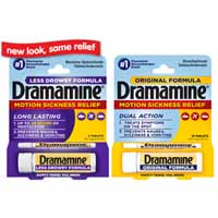 Save $1.75 on two Dramamine products