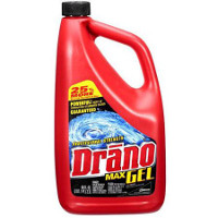 Print a coupon for $0.50 off one Drano Product