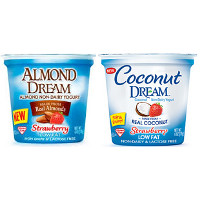 Print a coupon for $0.50 off any Dream Plant Based Yogurt