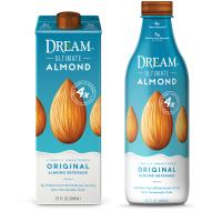 Print a coupon for $0.50 off any Dream Ultimate Almond Beverage