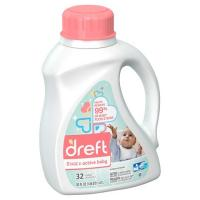 Save $2 on Dreft Active Laundry Detergent