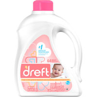 Save $1.50 on Dreft Detergent