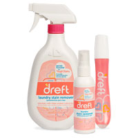 Save $0.50 on one Dreft Stain Remover, Odor Eliminator, or All Purpose Cleaner/Wipe Home Product