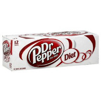 Save $0.50 on a 12 pack of Diet Dr. Pepper