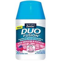 Print a coupon for $5 off a Duo Fusion product by Zantac, 20 ct. or larger