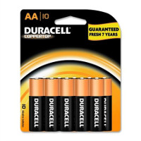 Print a coupon for $0.25  off a pack of Duracell Batteries