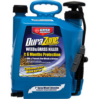 Save $3 on on Bayer Advanced Durazone Weed and Grass Killer, 24 oz or larger
