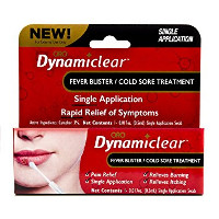 Print a coupon for $3.50 off one Dynamiclear Cold Sore Treatment product