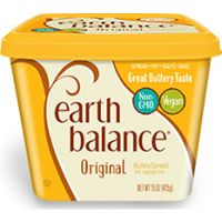 Print a coupon for $1 off any Earth Balance Buttery Spread