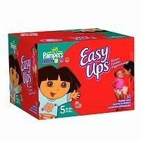 Save $1.50 on any Pampers Easy Ups Training Pants