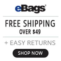 Buy 2 or More eBags Products get an extra 20% Off