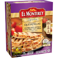 Print a coupon for $1 off one package of El Monterey Signature or Simply Breakfast Burritos