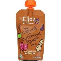 Print a coupon for $0.55 off one Ella's Kitchen product