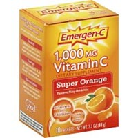 Print a coupon for $1 off Emergen-C Dietary Supplement
