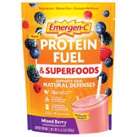 Print a coupon for $4 off one Emergen-C Protein Fuel or Superfoods product