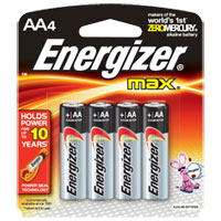 Save $2 on two packs of Energizer Batteries or Flashlights