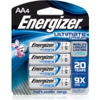 Save $2.50 on one pack of Energizer Ultimate, Advanced or Recharge Batteries