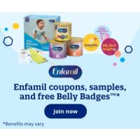 Print a coupon for $3 off Enfamil Toddler Powder product
