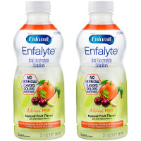 Print a coupon for $5 off two 32oz. bottles of Enfamil Enfalyte