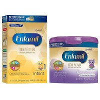 Save $5 on any two Enfamil powders, 19.8 oz or larger