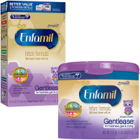 Save $3 on any two Enfamil Gentlease Products, 21.5oz or larger