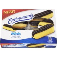Print a coupon for $0.50 off one box of Entenmann's Minis