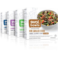 Save $1 on any Evol Frozen Food product