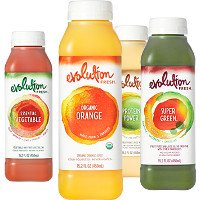 Print a coupon for $2 off two Evolution Fresh Juices