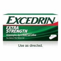 Save $1 on one Excedrin product