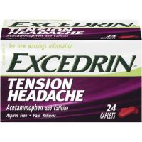 Print a coupon for $2.50 off two Excedrin products, 20 ct. or larger