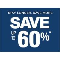 Get up to 60% off your next hotel stay at Extended Stay America - Pet-Friendly Travel