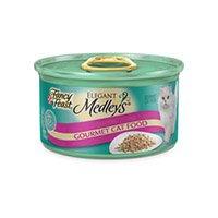 Save $1 on 10 cans of Fancy Feast Elegant Medleys Gourmet Cat Food