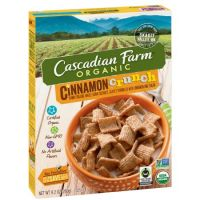 Print a coupon for $1 off one Cascadian Farm Cereal or Granola product