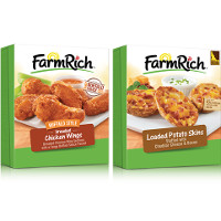 Print a coupon for $0.75 off any Farm Rich Snack product