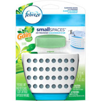 Print a coupon for $1 off one Febreze SmallSpaces Air Freshener