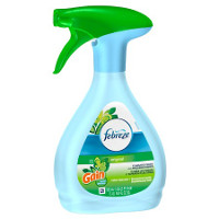 Print a coupon for $1 off any Febreze Fabric Refresher