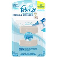 Save $0.75 on one Febreze Set and Refresh or Small Spaces Product